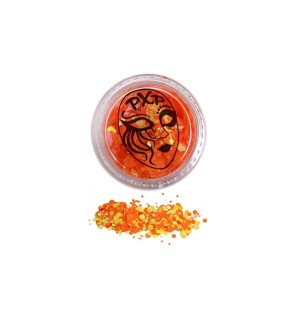Glitter Goldfish Orange...