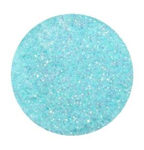 Glitter in Busta Crys Water...
