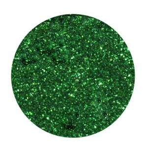 Glitter in Busta Green...