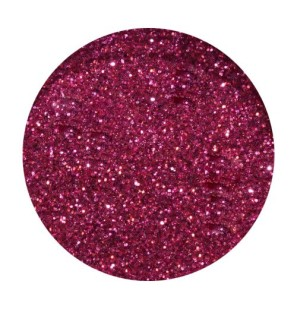 Glitter in Busta Pink Rose...