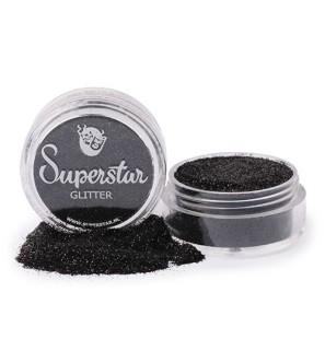 Glitter in Vasetto Black 200