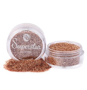 Glitter in Vasetto Bronze 113
