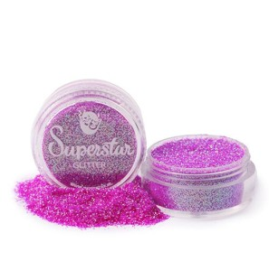 Glitter in Vasetto Crys Hot...