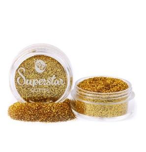 Glitter in Vasetto Gold Sun...