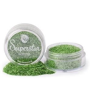 Glitter in Vasetto Green...