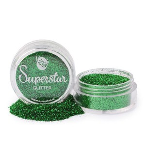 Glitter in Vasetto Green...
