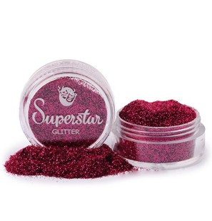 Glitter in Vasetto Magenta 125