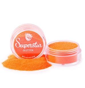 Glitter in Vasetto Orange...