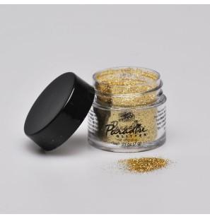 Glitter in Vasetto Oro...