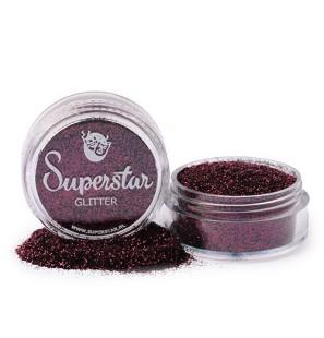 Glitter in Vasetto Plum 124