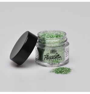 Glitter in Vasetto Verde...