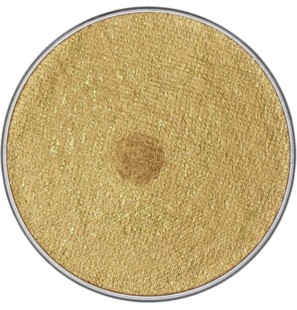 Gold With Glitter 066